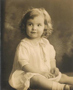 Nancy in 1919