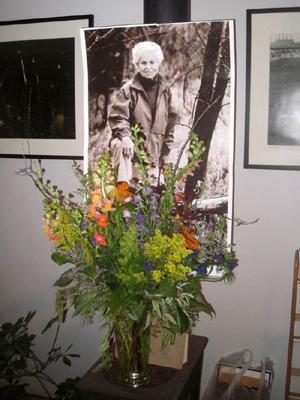 Mindy's bouquet