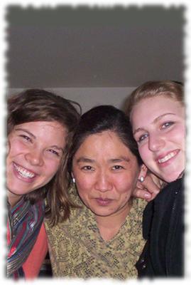Rachel, Kunduz & Reed